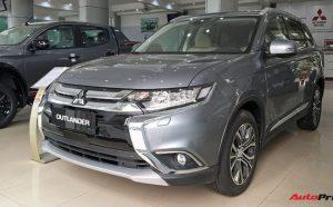 Soha Mitsubishi Oulander  Nam Miền Trung 07 2018